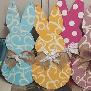 Easter Bunny Door Hanger's 2/$35